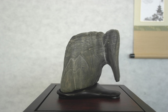 Elephant Shaped Stone