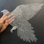 Black and White Papercut Art Images That Tell More Than Words