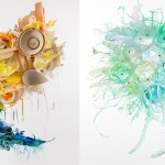 Artist is Helping the Environment by Turning Plastic Waste Into Amazing Sculptures