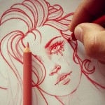 Rik Lee: The Art of Drawing and Illustration