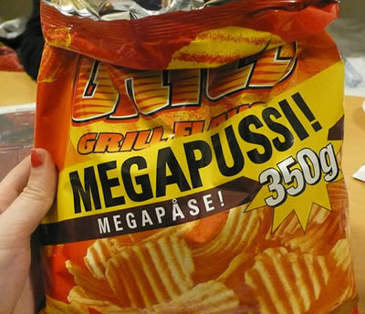 inappropriate food names