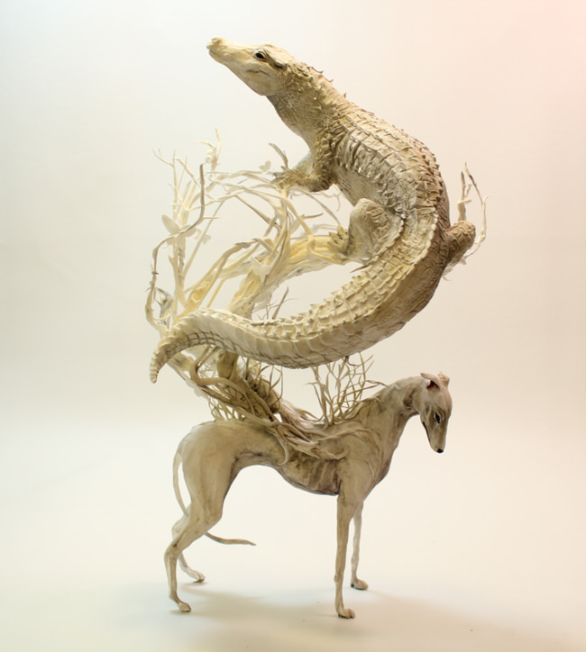 Sculptures of Animals That You'll Wish They Were Alive