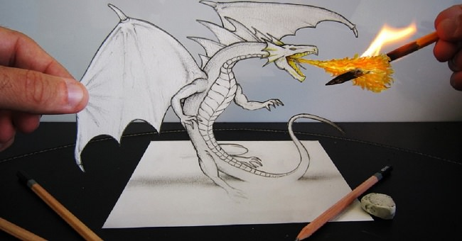 clever-3d-illusion-drawings-alessandro-diddi-cover