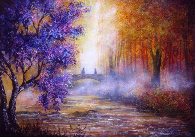 Beautiful Pictures Of Artist Paintings From The  Of Nature