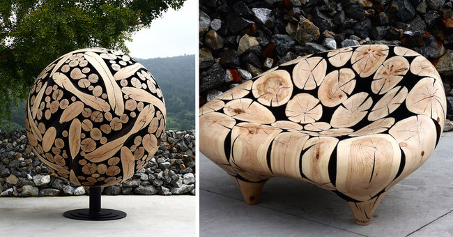 recycled-tree-logs-wood-sculptures-cover