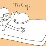 Top 10 Positions That Your Cat Likes To Sleep With You