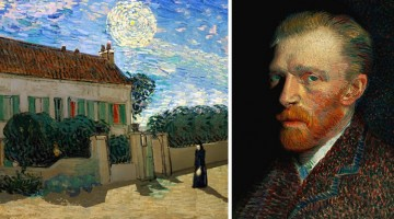 Artist Brings Van Gogh Paintings To Life With 3D Animation