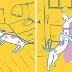 10 Funny Illustrations About Dog Moms