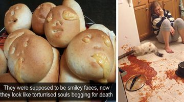 13 Of The Funniest Cooking Fails Ever