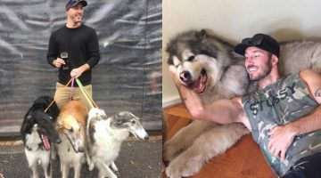 This Man Is On A Mission To Rescue Every Dog In The World