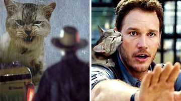 Someone Replaced Jurassic Park Dinosaurs With Kittens, And It's Adorable