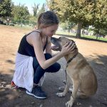 Sick Shelter Dog Finally Gets Care From Woman Who Wouldn't Give Up On Her